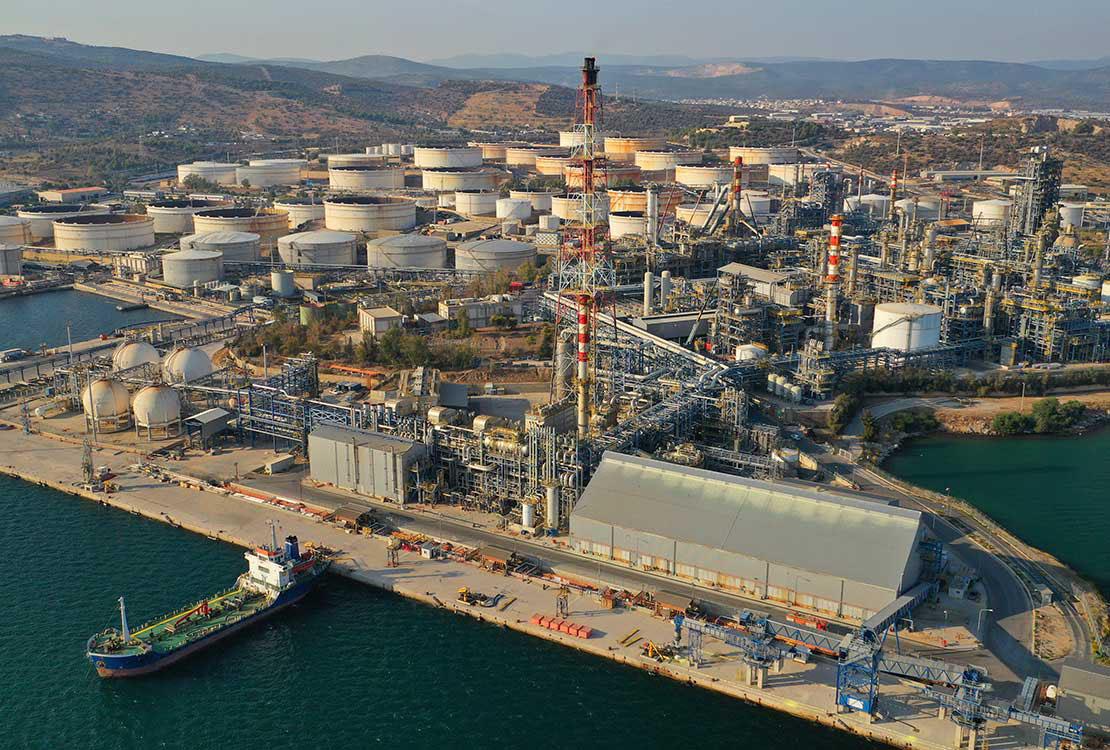 Portrait of Refinery
