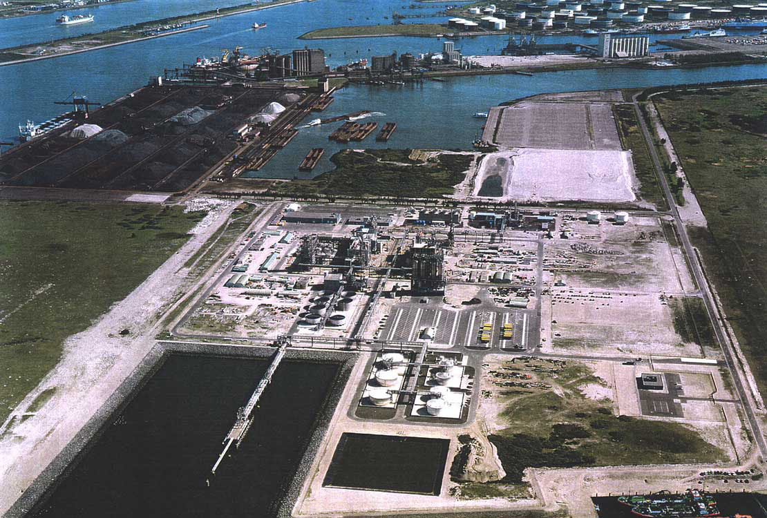 Portrait of Chemical Plant