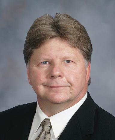 Portrait of Curtis W.  Foster