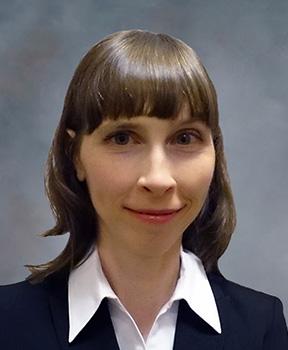 Portrait of Claire E. Crevey
