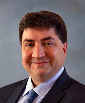 Portrait of Eric J.  Klein, Ph.D., P.E., PMP