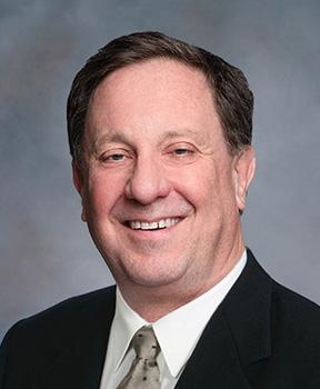 Portrait of Jerry L.  Jackson, P.E.