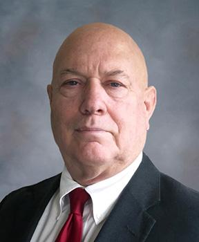 Portrait of Roger D.  Asper, FICCP