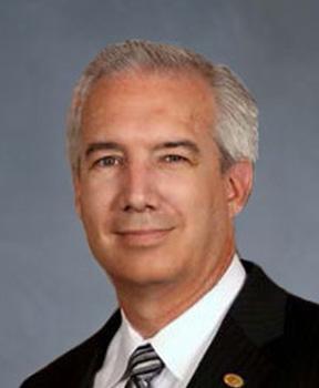 Portrait of Stephen P.  Warhoe, Ph.D., P.E., CCP, CFCC