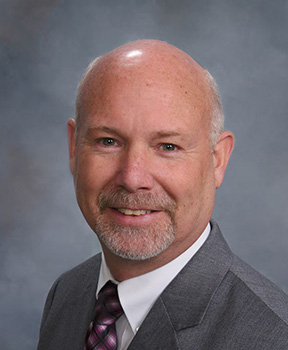 Portrait of Todd W.  Pickett, CCP, CEP