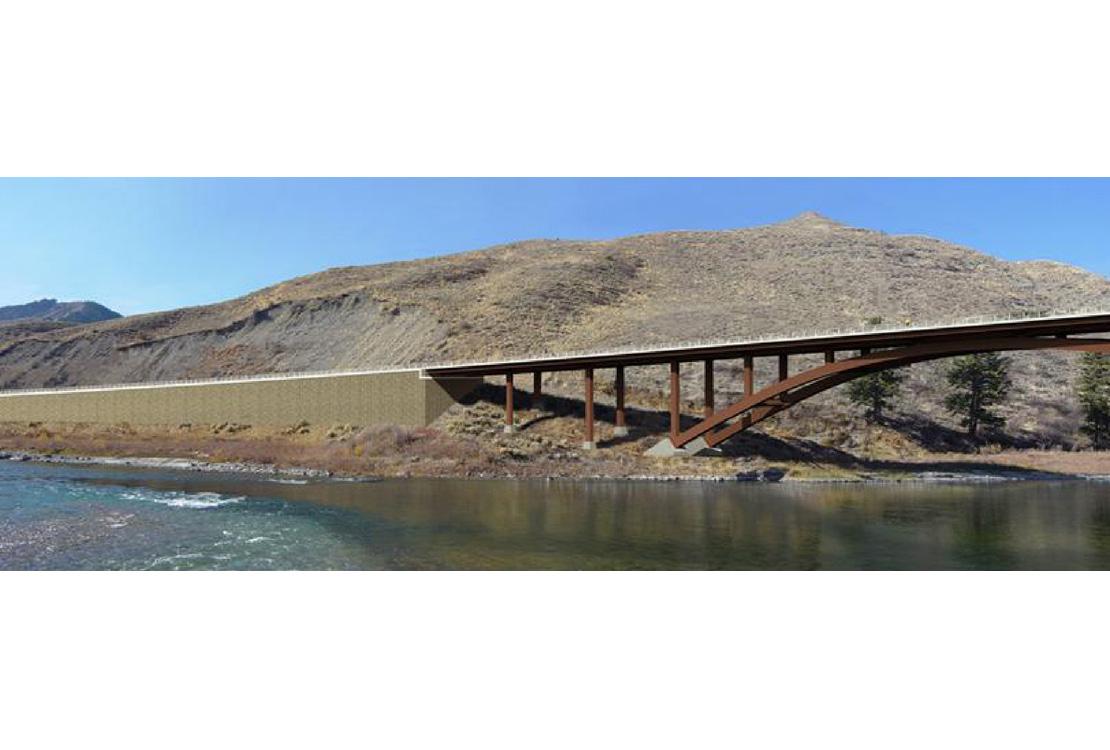 Portrait of Highways and Bridges