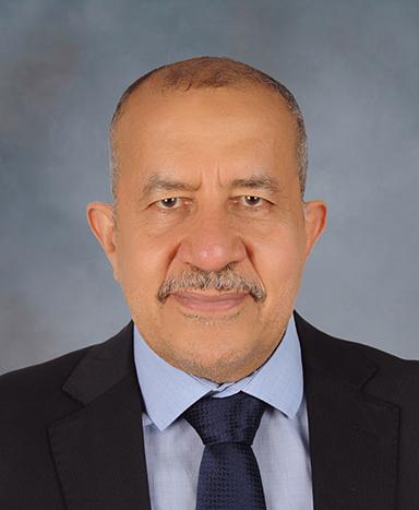 Portrait of Muhsen S. Al-Sannaa